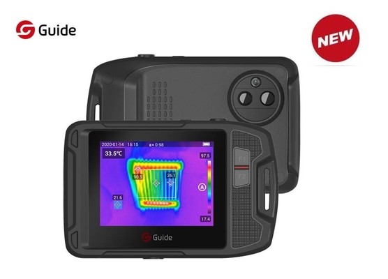 Pocket Size Touch Screen IP54 Infrared Thermal Imaging Camera