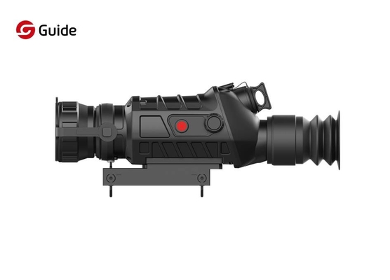 50mm 50mK Thermal Imaging Riflescope With 50Hz Frame Rate