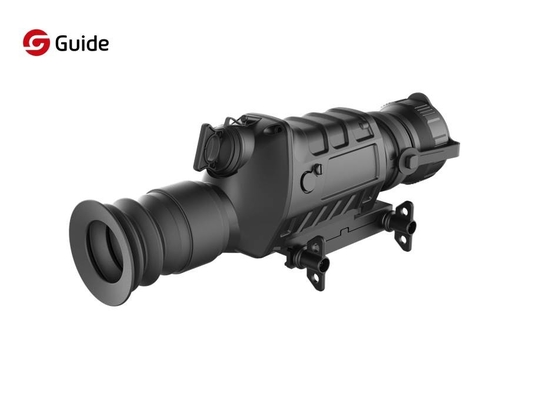 IP67 Thermal Imaging Riflescope With 400*300 IR Detector